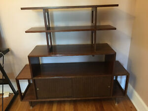 Vintage book self / storage unit for sale