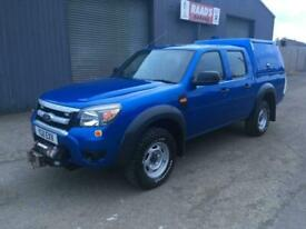 2011 Ford Ranger Pick Up Double Cab XL 2.5 TDCi 4WD PICK UP Diesel Manual
