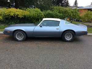 1978 Trans Am Sport Coupe V-8 305 Original Great Project Car