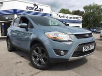 Ford Kuga ZETEC TDCI AWD DIESEL MANUAL SUV