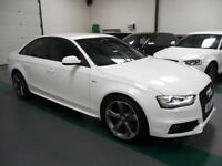 Audi A4 2.0TDI ( 177ps ) 2013MY quattro Black Edition