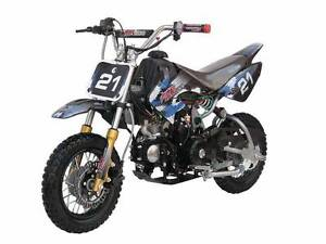 Dirt Bikes complete in crates from $650. 90 / 125 / 150cc NEW!!!! Martin Gosnells Area Preview