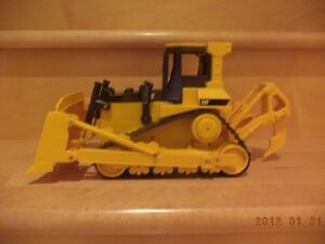 Caterpillar toy construction trucks