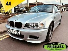 image for 2005 BMW M3 3.2 M3 SMG 2d 338 BHP Convertible Petrol Semi Automatic