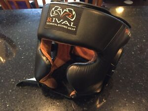 Casque Rival RHG 2 comme neuf (10 rounds)