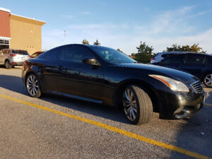 2008 Infiniti G37 s Coupe (2 door)
