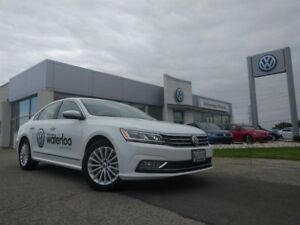 2017 VW Passat Comfortline w/ BACKUP CAMERA and APP CONNECT