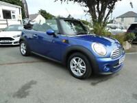 2012/12 Mini 1.6 Cooper Avenue Convertible~Only 26000 miles
