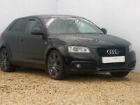 Used, 2010 J AUDI A3 2.0 TDI S LINE SPECIAL EDITION 3D AUTO 168 BHP DIESEL for sale  Kilmarnock, East Ayrshire