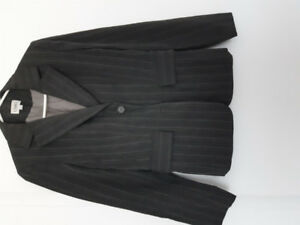CLEO Grey Suit - fairly used -size 4