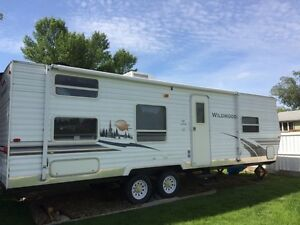 Wildwood LE 27 foot rear bunk