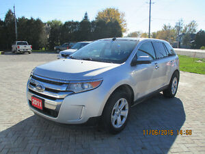 2011 Ford Edge SEL Sedan    6 CYL   ACCIDENT FREE