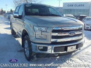 2017 Ford F-150 Lariat  3.5L EcoBoost  Max Trailer Tow Package