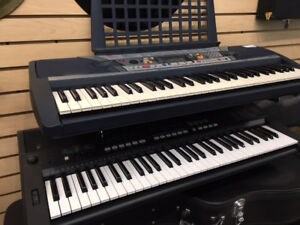 Keyboard & Electric Pianos