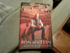 Hometown Hockey and Cornered by Ron MacLean