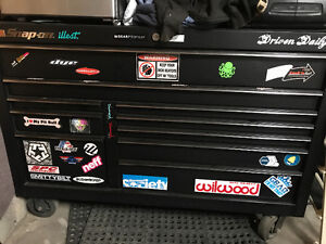 Snap-On bottom tool chest FOR SALE!! Flat Black