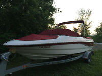18' Chaparral powerboat - VERY GOOD CONDITION!