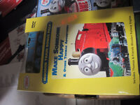 Thomas & Friends: make someone happy dvd plus railway engine toy
