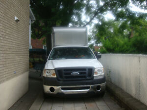 2007 Ford F150 Camion de travail / worktruck