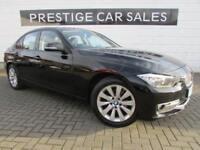 2014 BMW 3 Series 2.0 320d Modern xDrive 4dr (start/stop) Diesel black Manual