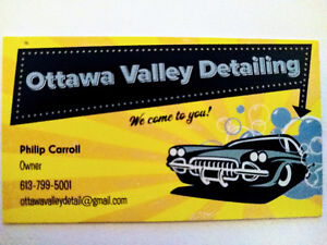 Spring Clean Your Car! Mobile Detailing