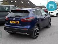 2017 Nissan Qashqai 1.5 dCi Tekna [Glass Roof Pack] 5dr - SUV 5 Seats SUV Diesel