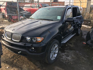 2006 BMW X5 for parts