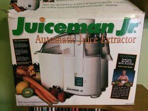 Juiceman Jr juicer Peterborough Peterborough Area image 1
