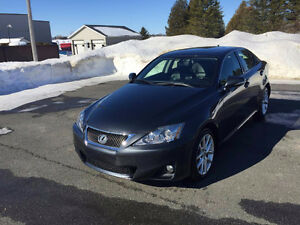 LEXUS IS250 AWD 2011 ''EXCELLENTE CONDITION''