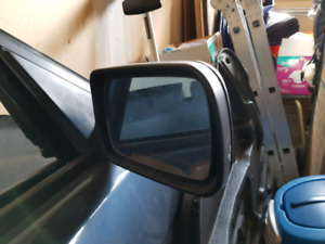 BMW passengers side power mirror for 5 series