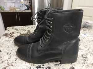 Horse riding boots size 6 (women)