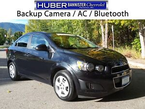 2015 Chevrolet Sonic Heated Seats/Backup Camera