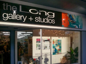Artist Studio for Rent in Downtown Gallery