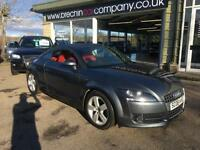 Audi TT Coupe 2.0T FSI (RED LEATHER) - FINANCE AVAILABLE