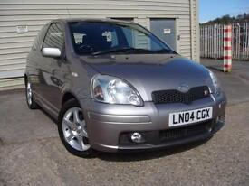 2004 04 Toyota Yaris 1.5 VVT-i T Sport ***ONLY 37,000 MILES FROM NEW***