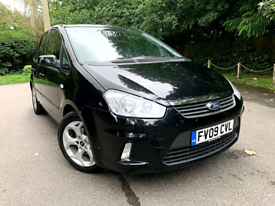 image for Ford C-Max ZETEC Edition 1.6 Petrol / Ulez friendly