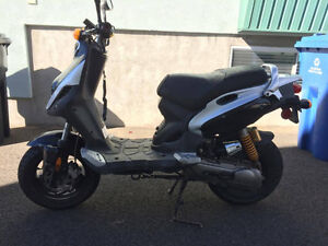Scooter PGO PMX