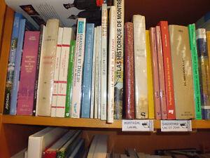 Monographie et livres sur l'histoire de Montréal et sa région Québec City Québec image 4
