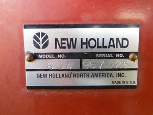 NewHolland 664