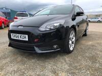Ford Focus 2.0T ( 250ps ) 2014MY ST3 Leather 25,000 miles