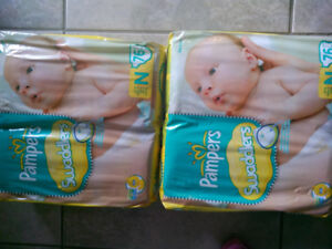 (Pampers) Diapers