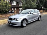 BMW 118D 2.0TD DIESEL LHD + LEFT HAND DRIVE + 80K + 5 DOOR