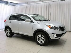 2013 Kia Sportage DON'T MISS OUT!! AWE SUV w/ CURTAIN AIR BAGS,