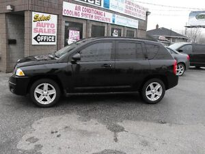 2007 JEEP COMPASS  LOADED  AUTO  LOCAL TRADE-IN  COME SEE