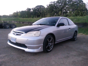 CLEAN 2001 HONDA CIVIC