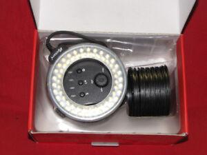 Aputure Amaran Halo LED ring flash (AHL-N60) for Nikon camera*