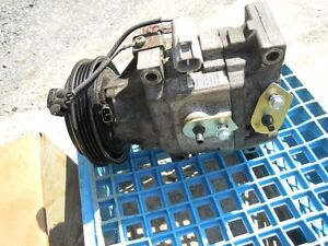 2003 Toyota Echo air conditioner compressor SC2 004760 R134aPAG