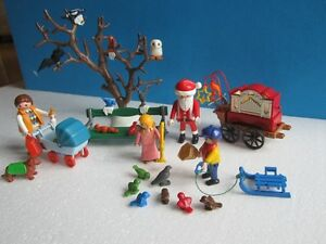 Playmobil Christmas in the Park with Working Organ – German Made