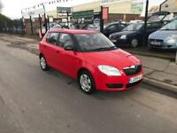 2009/59 Skoda Fabia 1.2 HTP 6v ( 60bhp ) 1 5dr h/b ONLY 43105 MILES £3695