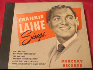 Frankie Laine  records
